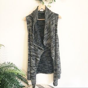 Knox Rose knitted sleeves Cardigan Size M